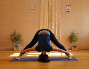yoga for at øge størrelsen af penis